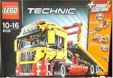 VOM FACHHÄNDLER - Lego Technic 8109 - Tieflader (inklusive Power Functions)