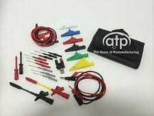 TECHNICIANS PROFESSIONAL PROBE & LEAD SET KIT - AUTOMOTIVE & SERVICE SPECIALIST