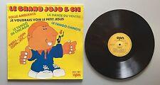 Ref1239 Vinyle 33 Tours Le Grand Jojo & Cie