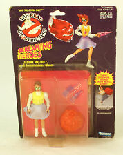 The Real Ghostbusters Sceaming Heroes Janine Melnitz  MOC 1984 Kenner