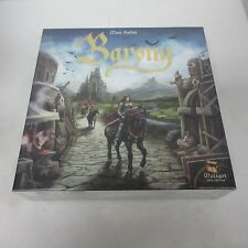 Matagot Barony Board Game NEW