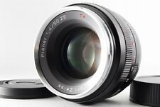 Carl Zeiss Planar 50mm f/1,4 ZE for Canon EF Mount [Mint] from Japan #458