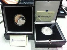 Malaysia Pandu Puteri & Muzium same  Single Silver Proof Coin same no.256