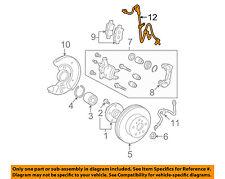 TOYOTA OEM ABS Anti-lock Brakes-Front Speed Sensor 8954352120