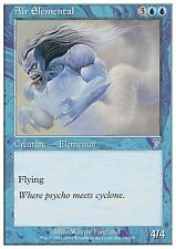 Air Elemental X4 EX/NM 7th Edition MTG Magic Cards Blue Uncommon
