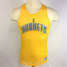 NEW Vintage Charlotte Hornets Reversible Basketball Practice NBA Jersey Small
