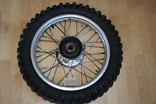 1985 Honda XR 600R Rear Wheel Rim Tire 2.15 x 17 OEM 85