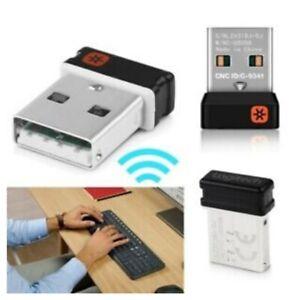 New Logitech C-U008 Unifying USB Receiver MX M215/305/310/315/325/345/505 & More
