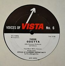 Lionel Hampton Odetta Voices Of Vista 102915 No.6 & 7 Host Willis Conover