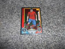 Topps Spain Football Trading Cards Match Attax Game