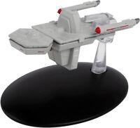 #63 Star Trek Antares Ship Die Cast Metal Ship-UK/Eaglemoss w Mag-FREE S&H