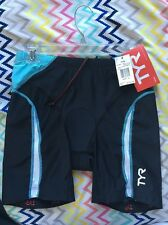 """TYR Female 6"""" Triathlon Short XL (#31) Ironman"""