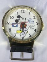 Disney Channel Collectors Edition Mickey Mouse Giant Wristwatch Wall Clock, 38""