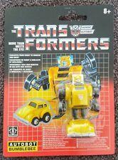 Transformers G1 Bumblebee Reissue