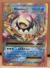 Pokemon TCG Evolutions - Mega M Slowbro EX 27/108 Rare Reverse Holo - NM