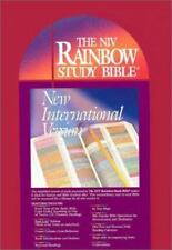 The Rainbow Study Bible New International Version, Bible, Acceptable Book