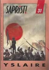 REVUE SAPRISTI ! N°31 . 1995 . SPÉCIAL YSLAIRE / SAMBRE .
