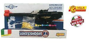 Pistola Condor Pistola Giocattolo Spara Pallini AirSoft Pistola Aria Compressa