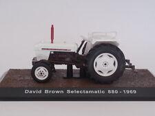 1/32 Atlas 1969 David Brown Selectamatic 880 Tractor