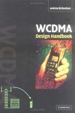 WCDMA Design Handbook, Richardson, Andrew, Good Book
