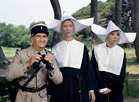 PHOTO LE GENDARME ET LES GENDARMETTES - LOUIS DE FUNES  - 11X15 CM #48
