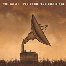 Will Varley - Postcards From Ursa Minor (NEW CD)