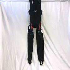 BMC Pro Cycling Team Pearl Izumi Mens Winter Bibtights Bibs Small Fleece Thermal