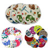 1PC Bamboo Reusable Breast Pads Nursing Pads Waterproof Washable Feeding Pad HT