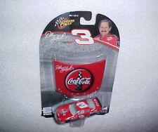 "NASCAR DALE EARNHARDT SR. ""COCA COLA"" DIECAST CAR - 1/64 Scale -VHTF - NEW"
