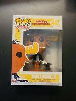 FUNKO Rocky & Bullwinkle Pop! Vinyl Figure Magician Bullwinkle [447] NEW!
