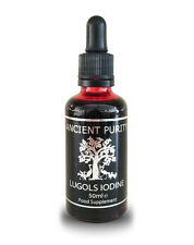 LUGOLS IODINE - 50ML (Thyroid/Brain/Anti-viral)