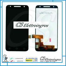 Display LCD + Vetro Touch screen per Alcatel U5 HD 5047 5047U 5047D NERO