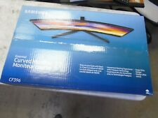 "Brand New Samsung C27F396FHN 27"" Curved HDMI VGA HD Monitor 1920x1080 60HZ"