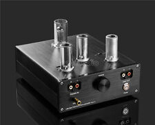 Vacuum Tube Phono Turntable Preamp HiFi Pre-Amp MM RIAA Phonograph Preamplifier