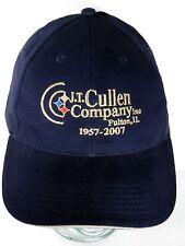 JT CULLEN COMPANY 1957-2007 Fulton IL Machining Fabrication Advertising HAT CAP