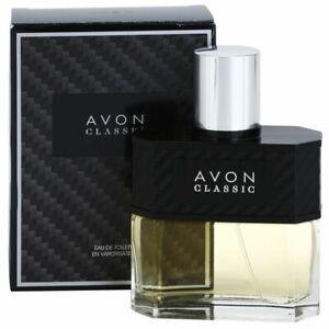 AVON CLASSIC for Him eau de Toilette 75 ml New, Boxed Rare
