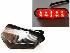 10 Led Tail Brake Stop Light For Suzuki DR DRZ SM LT RM Honda XR Dirt Bike ATV