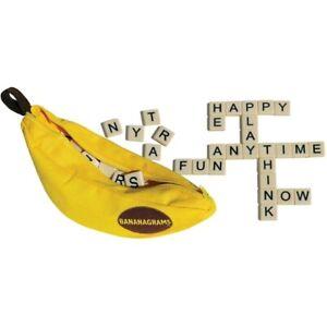 Bananagrams Word Game - The Original Tile Crossword - Genuine Authentic