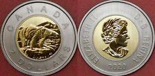 Specimen 2020 Canada 2 Dollars From Mint's Set