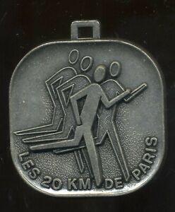 medaille A S C AIR  les 20 km de PARIS 1982