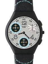 "SWATCH SKIN CHRONO ""Cloud Line"" (suyb 116) NUOVO, RARO"