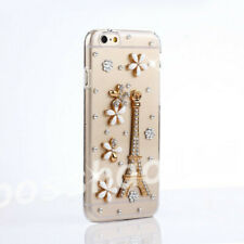 Glitter Luxury Bling Diamonds TPU Soft Shell back phone Case Cover Skin #10