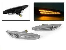 LED REPETIDORES DE LADO TRANSPARENTE INDICADORES BMW E81 E82 E87 E88 E92 E93 X1