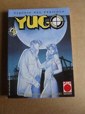 YUGO Viaggio Nel Pericolo - Shu Akana vol.4 Planet Manga   [G370P]