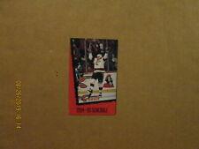 Ihl San Diego Gulls Vintage Defunct 1994-95 Team Logo Hockey Pocket Schedule