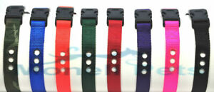 """NEW 1"""" Wide PETSAFE, SPORTDOG Dog Fence Compatible Replacement Collar Strap"""