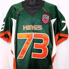 Vegas Kings Mens Football Jersey LCFL La Belle Community Football League 73 3XL