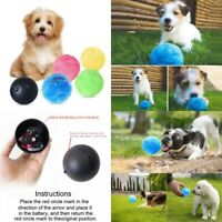 Magic Electric Roller Ball Toy Automatic Pet Dog Cat Active Rolling Ball Toy