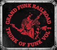 GRAND FUNK RAILROAD - TRUNK OF FUNK,VOL.1 (6CD BOX)  6 CD NEUF