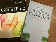COUNSELLING.An Introduction to-John McLeod & The Counselling Interview-Cameron